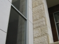 University of Wisconsin Hillel Inside Corner Termination with Stone