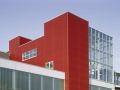 Natura Media Building Front Red II