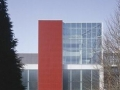 Natura Media Building Red Front